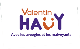 association Valentin Haüy - Logo
